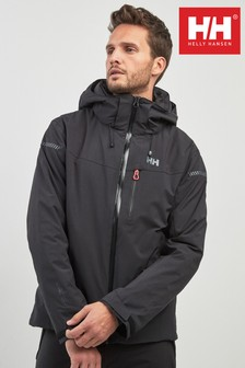 Helly Hansen Ski Flag Black Swift 4.0 Jacket
