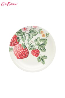 Cath Kidston® Wild Strawberry Melamine Plate