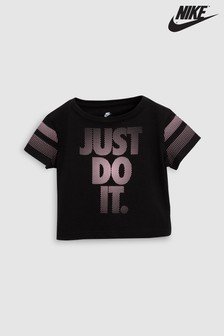 Nike Black JDI Scoop Tee