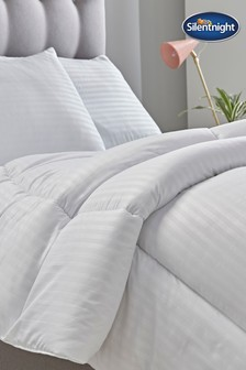 Silentnight Luxury Satin Stripe 10.5 Tog Duvet