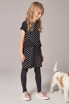 Polka Dot Dress (3-16yrs)