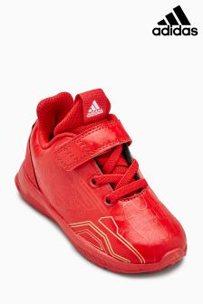 adidas Red Iron Man Rapida
