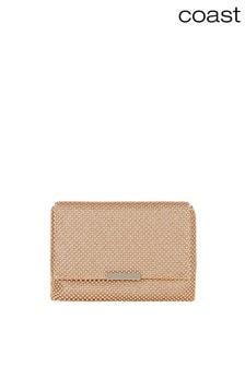 Золотисто-розовая сумка Coast Meldoy