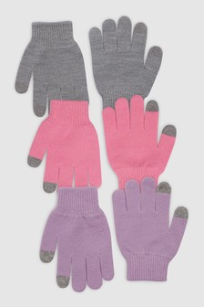 Gloves Three Pack (Older)