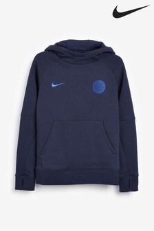 Nike Navy Chelsea Hoody