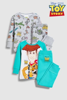 Toy Story Pyjamas Two Pack (9mths-8yrs)