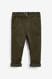 Lined Chinos (3mths-7yrs)