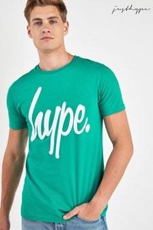 Hype. Script Tee