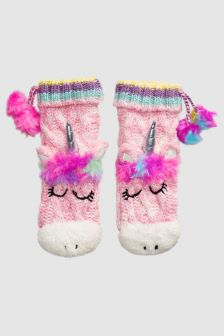 Unicorn Slippers (Older)