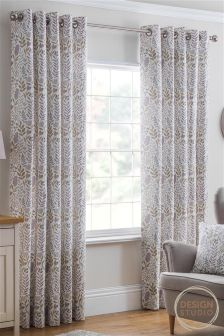 Design Studio Everley Eyelet Curtains
