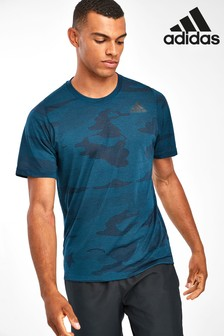 adidas Camo Burn Out T-Shirt