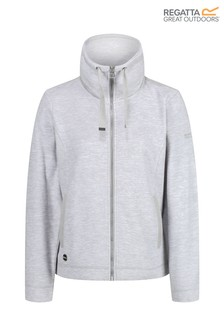 Regatta Zyranda Full Zip Marl Fleece Sweater
