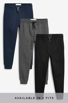 2 X Boys Tracksuit Bottoms 0-3 Months Bottoms