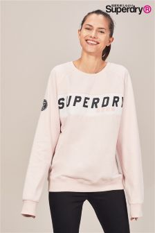 Superdry Colour Block Longline Sweat