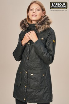 Barbour® International Slipstream Wax Coat