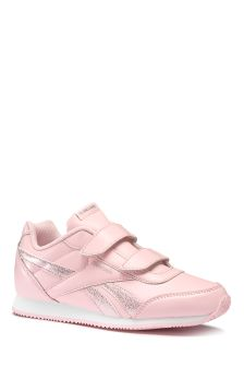 Reebok Pink Royal Velcro