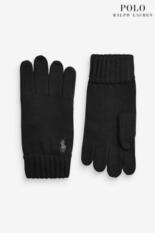Polo Ralph Lauren Merino Wool Gloves