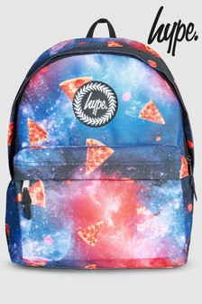 Hype. Space Pizza Blue Backpack
