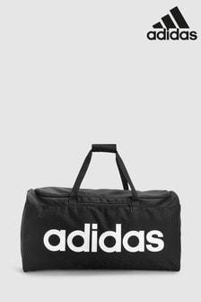 תיק נסיעות של adidas, בצבע שחור