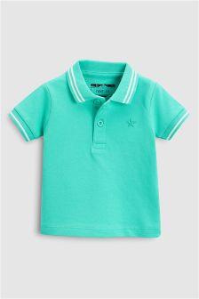 Short Sleeve Polo (3mths-6yrs)