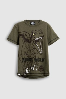Jurassic World T-Shirt (3-16yrs)