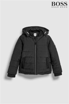 BOSS Logo Padded Jacket