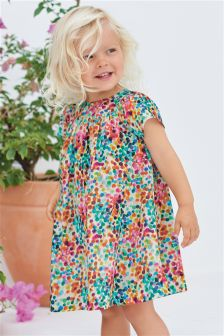 Spot Dress (3mths-6yrs)