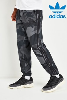 Úpletové maskáčové tepláky adidas Originals