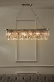 Kensington 7 Light Linear Pendant