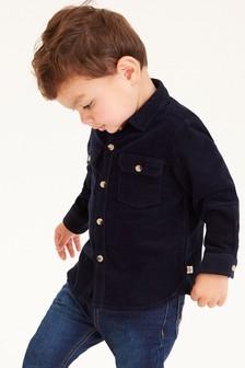 Long Sleeve Cord Shirt (3mths-7yrs)