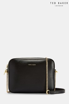 f1cdd76780a8eb Ted Baker Juliie Black Camera Bag