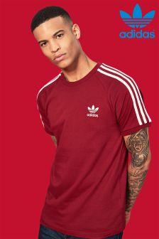 T-shirt adidas Originals California à 3 bandes