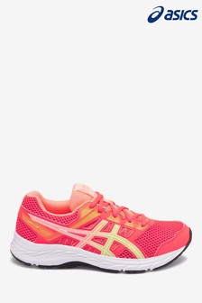 Asics Contend 5 GS Lace Trainers