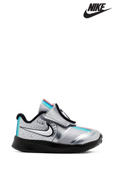 Nike Silver Star Runner 2 Auto Infant Trainers
