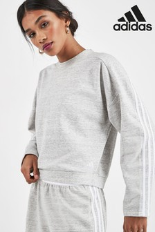 adidas Must Have Grey Heather Crew