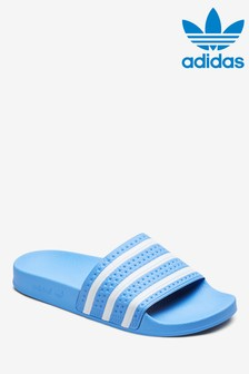 adidas Originals Blue Adilette Sliders