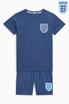 Pyjama mit England-Motiv (3-16yrs)