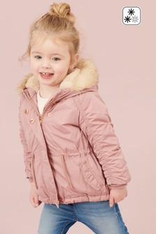 Shower Resistant Parka Jacket (3mths-7yrs)