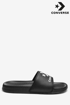 Converse All Star Black Sliders