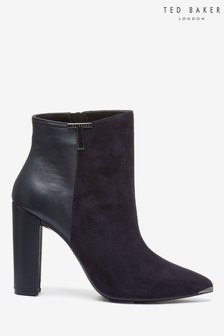 Ted Baker Navy High Boots