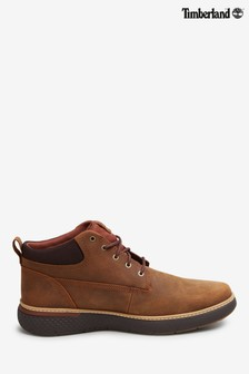 Timberland® Brown Cross Mark GTX Chukka Boots