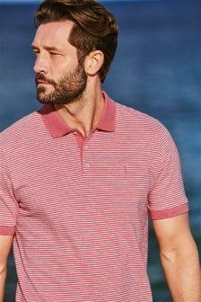 Fine Stripe Polo