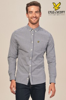 Lyle & Scott Gingham-overhemd