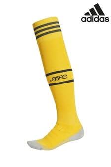 جوارب 19/20 مباراة الذهاب نادي Arsenal صفراء من adidas