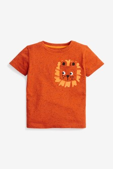 Pocket T-Shirt (3mths-7yrs)