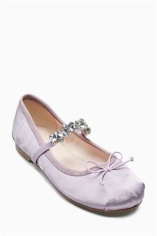 Jewel Ballet Shoes (Older)