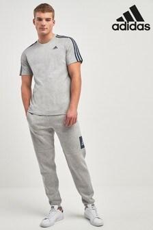 adidas Grey Essential Jogger