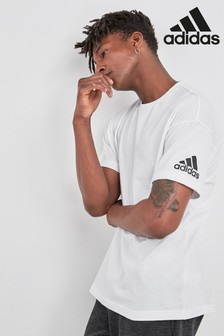 adidas Must Have White Tee
