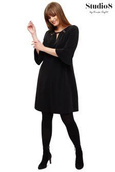 Studio 8 Black Milly Dress