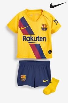 Nike Barcelona 2019/2020 Infant Kit